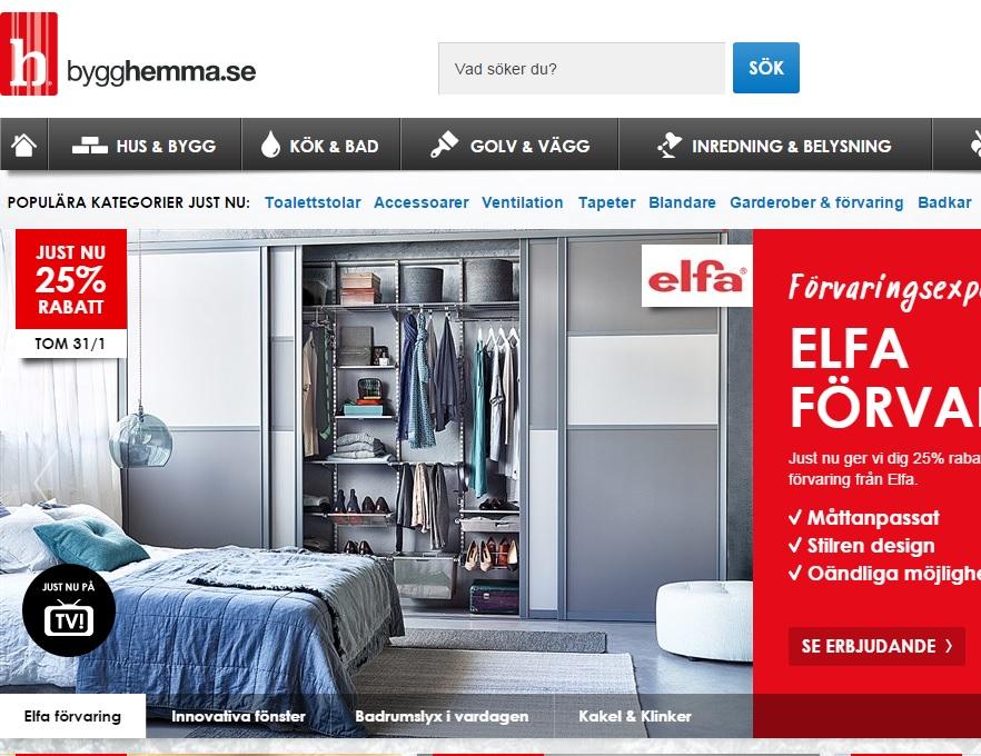Bygghemma e-butik