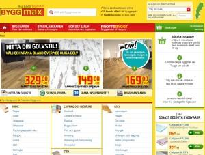 Byggmax e-butik
